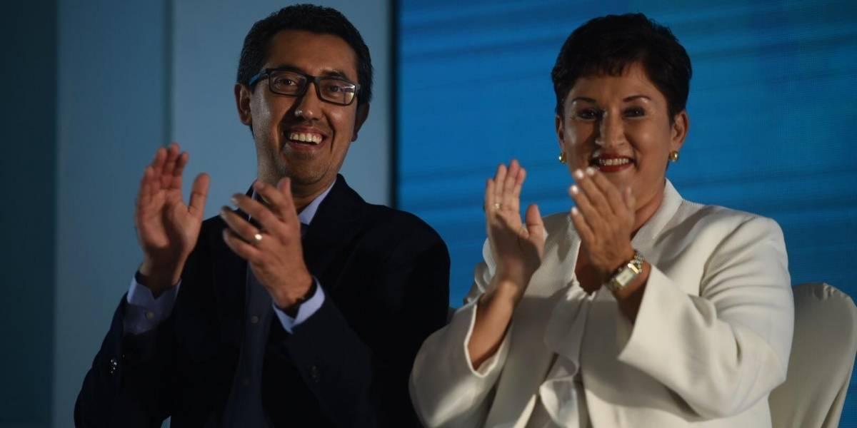 Semilla proclama a Thelma Aldana y Jonathan Menkos para la presidencia