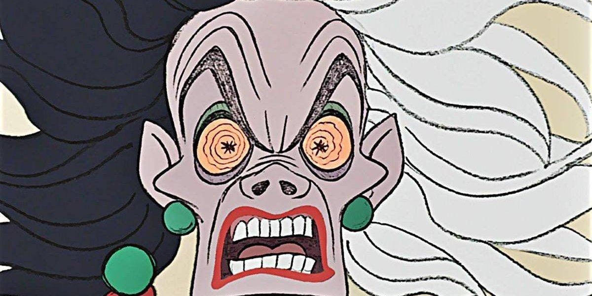 Cruella De Vil, de 101 Dálmatas tendrá su remake y Nicole Kidman sería una sus protagonista