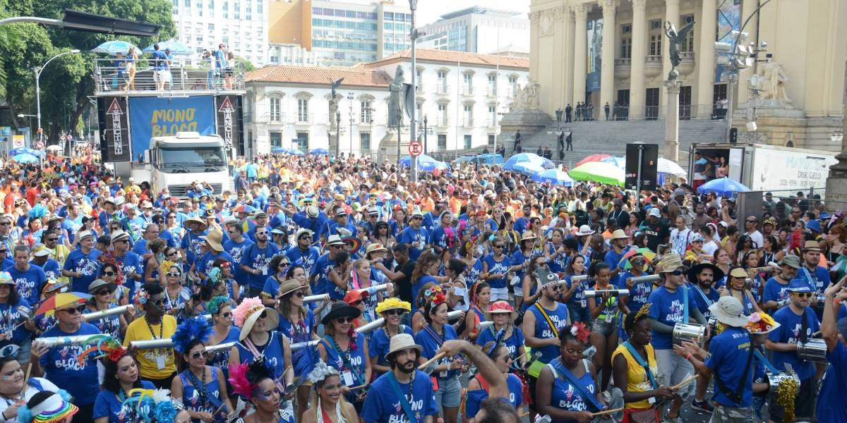 Carnaval no Rio gera receita de R$ 3,78 bilhões