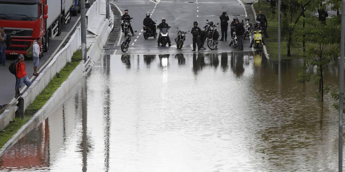 Chuva: São Paulo entra em estado de atenção para alagamentos nesta quinta-feira
