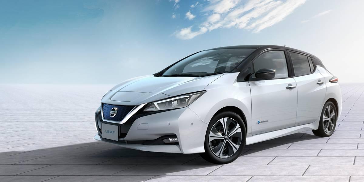 Electroshock: el Nissan Leaf llega a 400 mil autos vendidos