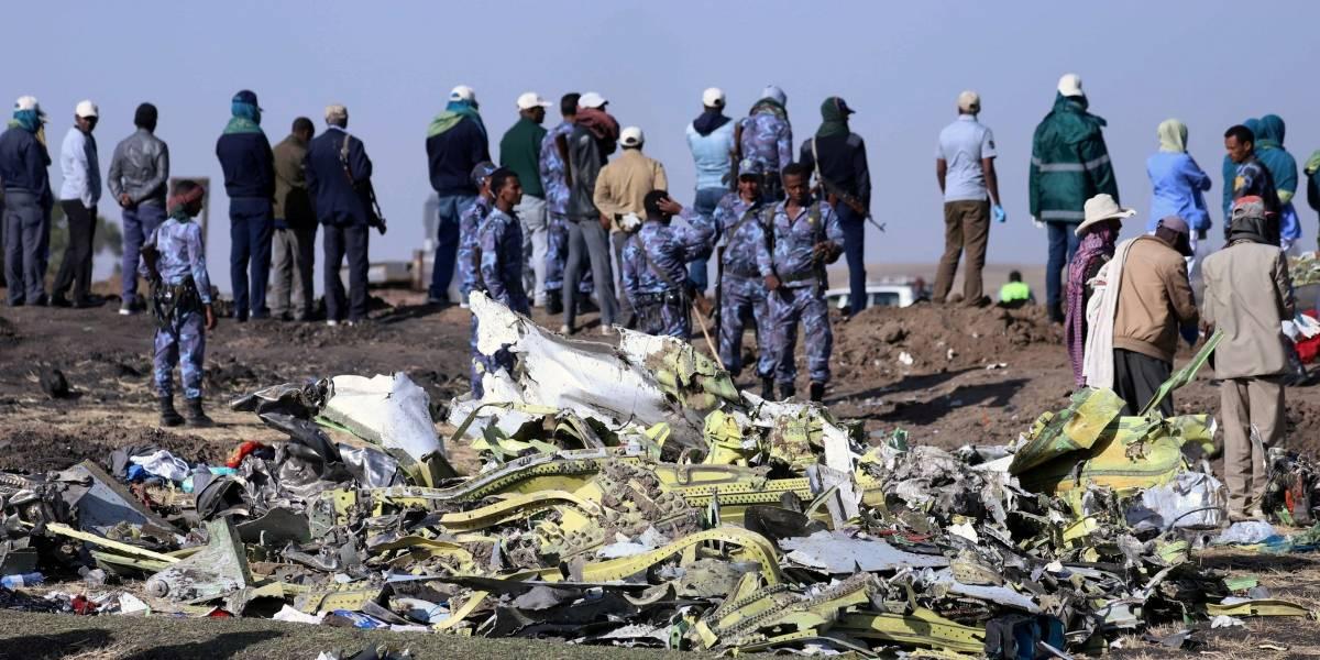 Pilotos do avião que caiu na Etiópia seguiram procedimentos, segundo relatório