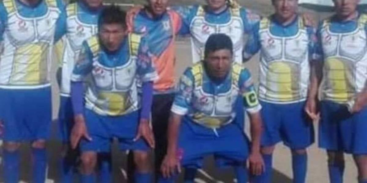 Deportivo Sayayines: El elenco que hace homenaje a Dragon Ball en Perú