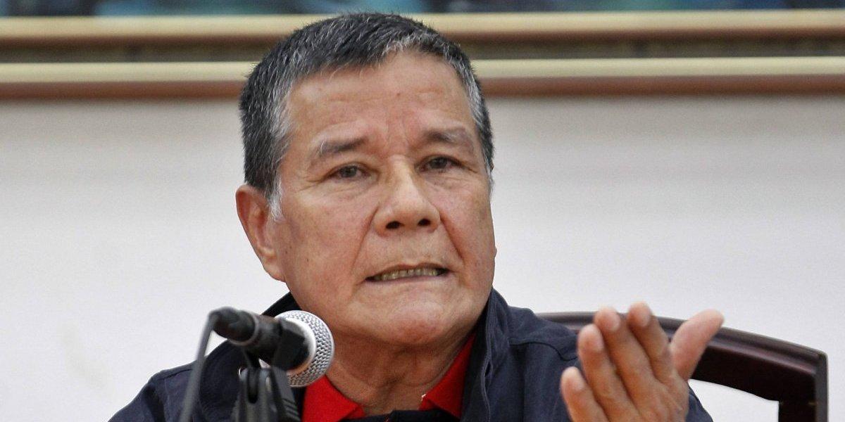 """Comandante del Eln pide a soldados colombianos que no participen en """"guerra contra Venezuela"""""""