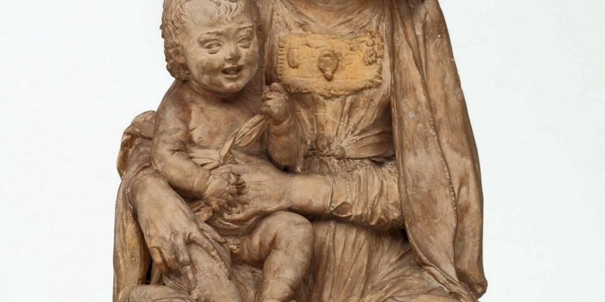 Exposição em Londres revela a única escultura já vista de Leonardo Da Vinci
