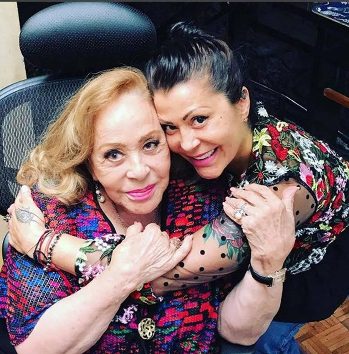 Silvia y Alejandra