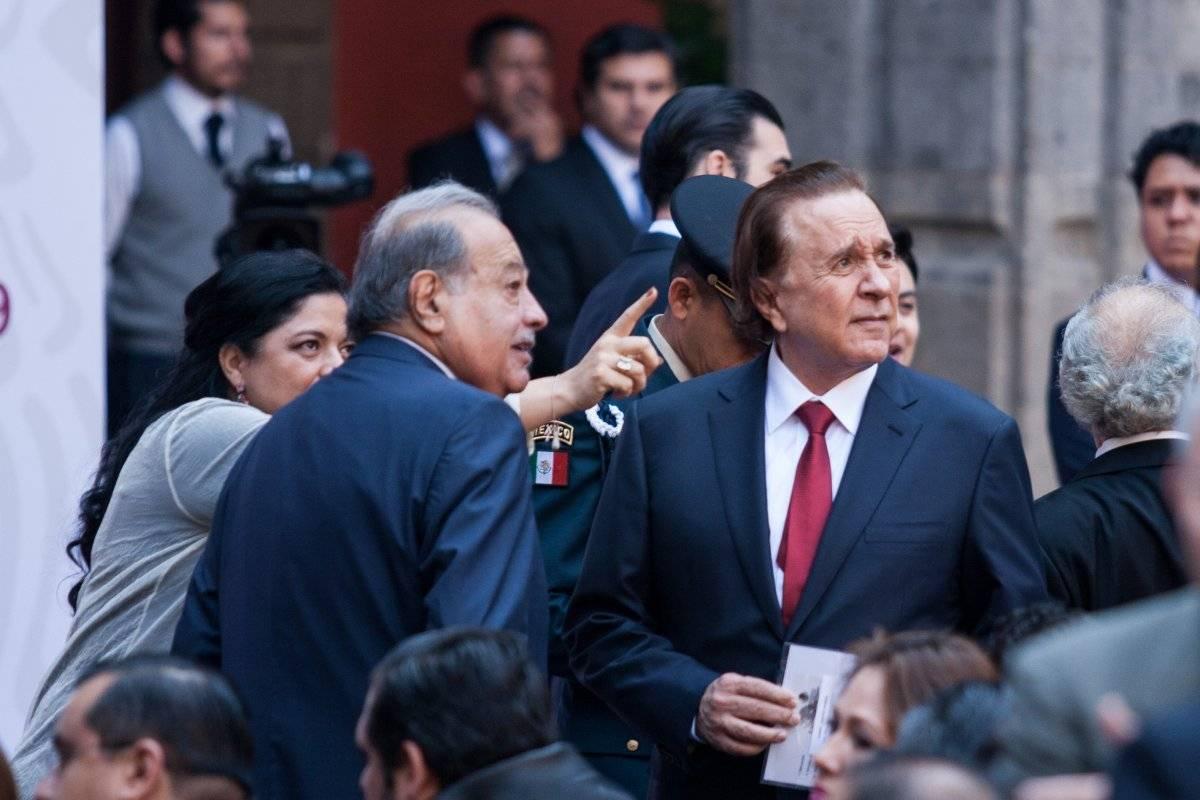 Carlos Slim, entre los invitados al mensaje del presidente