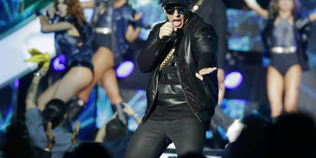Daddy Yankee entre los nominados al Salón de la Fama de Compositores Latinos