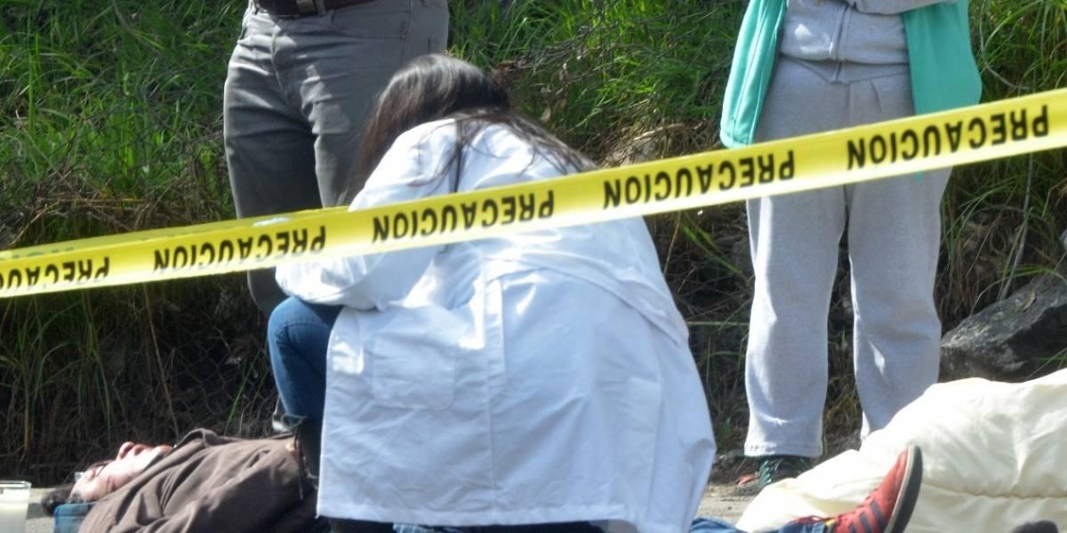 Al año mueren en promedio 283 personas atropelladas en la CDMX