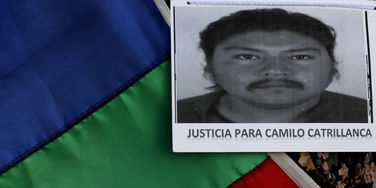 Caso Camilo Catrillanca: solicitarán exhumación antes de preparación de juicio oral