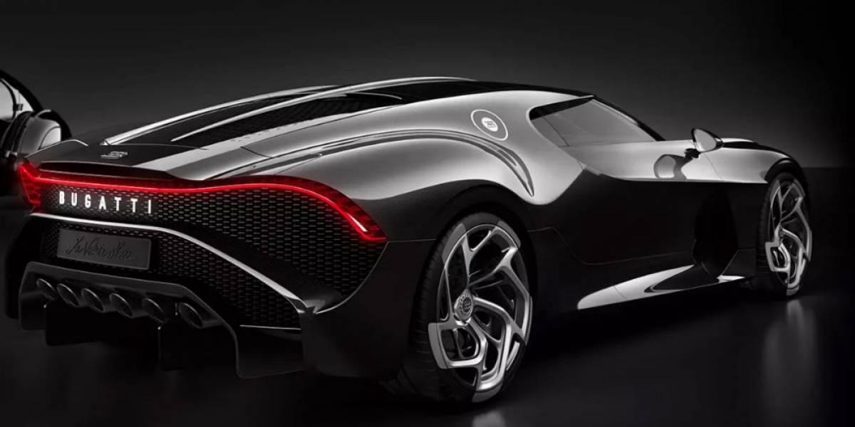 Sí, ¡éste es el auto de 360 millones de pesos!