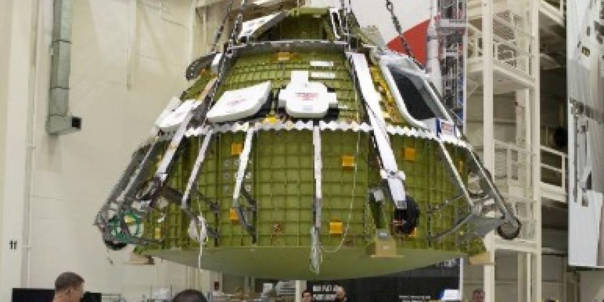 Exploração Espacial: NASA produz nova espaçonave para ser lançada em 2020