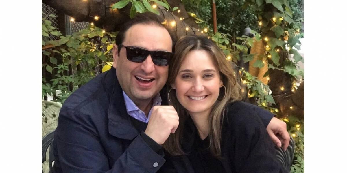 """""""El amor de la vida"""": tierno mensaje de Jorge Alfredo Vargas para Inés María Zabaraín"""