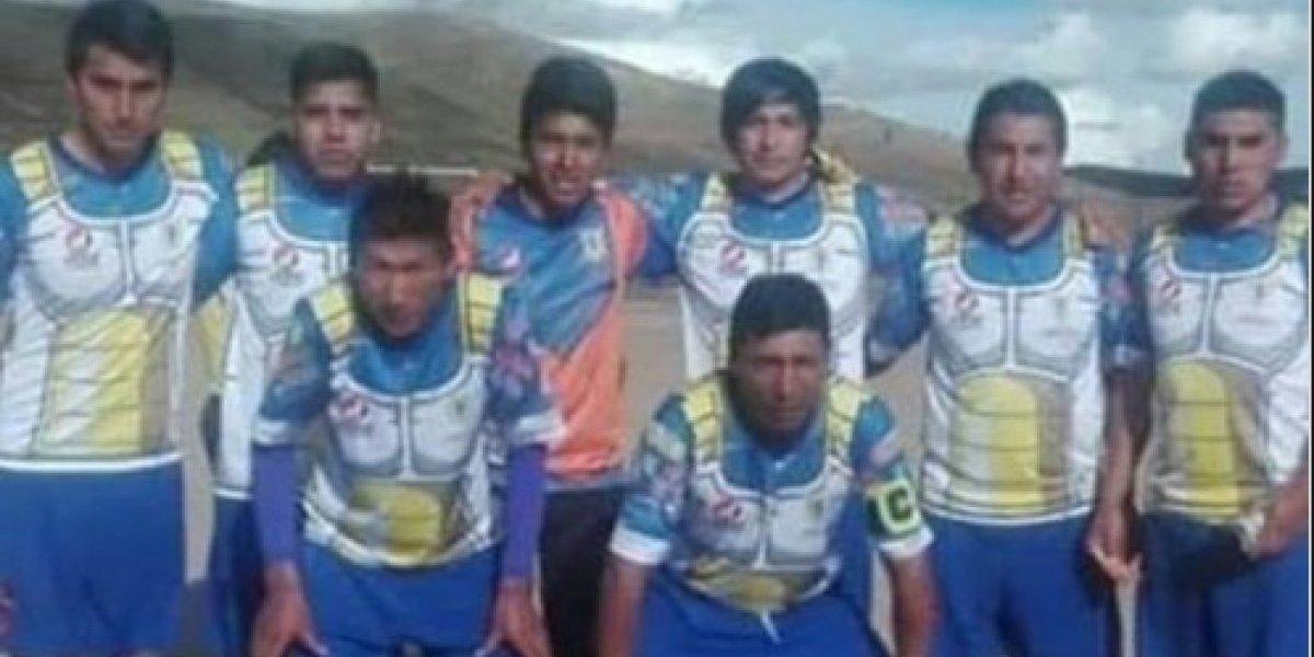 """""""Dragon Foot-Ball"""": Club Deportivo Los Sayayines es la nueva sensación en la siempre extraña Copa Perú"""