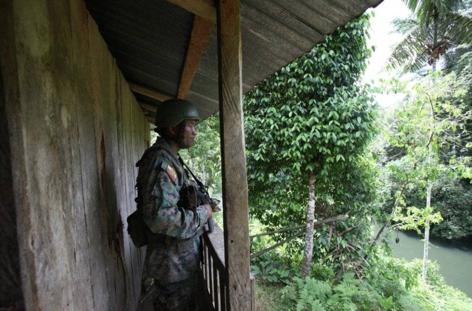Localizan probable base clandestina en frontera norte