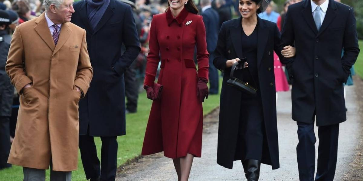 Meghan Markle y Kate Middleton comparten un evento y ponen fin a los rumores de enemistad