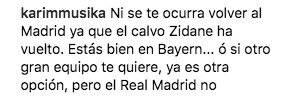 Insultos a Zinedine Zidane para defender a James Rodríguez