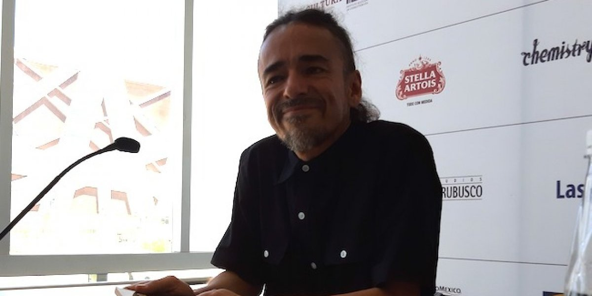 Rubén Albarrán cita la música de Cri Cri como racista