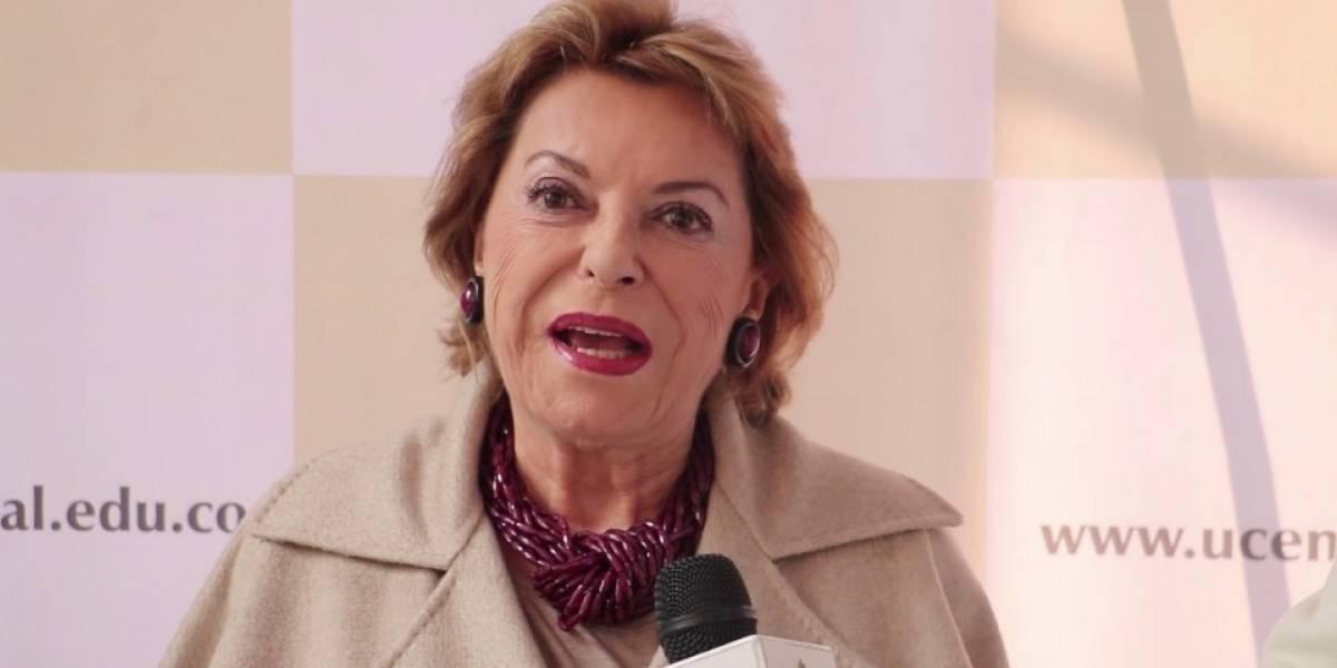 El arte está de luto: Falleció Gloria Zea, exdirectora del MAMBO