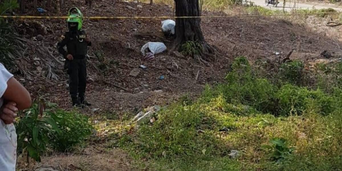 En dos costales encontraron cuerpo desmembrado en pueblo colombiano
