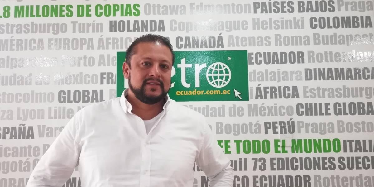 Diego Garrido: Pensar en una ciudad del futuro