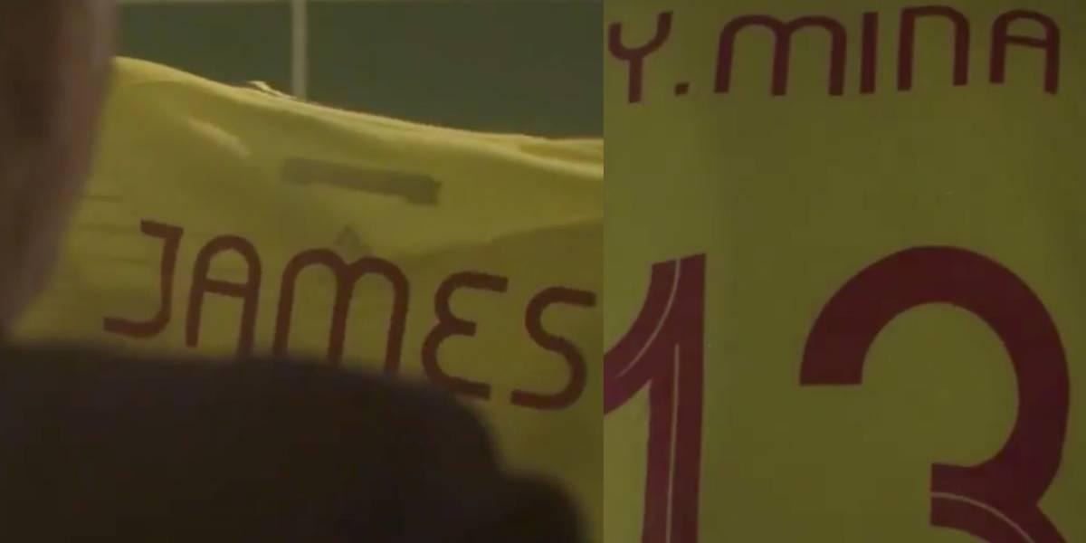 ¡Se estrenaría en los amistosos! Filtran la que será la nueva camiseta de la Selección Colombia