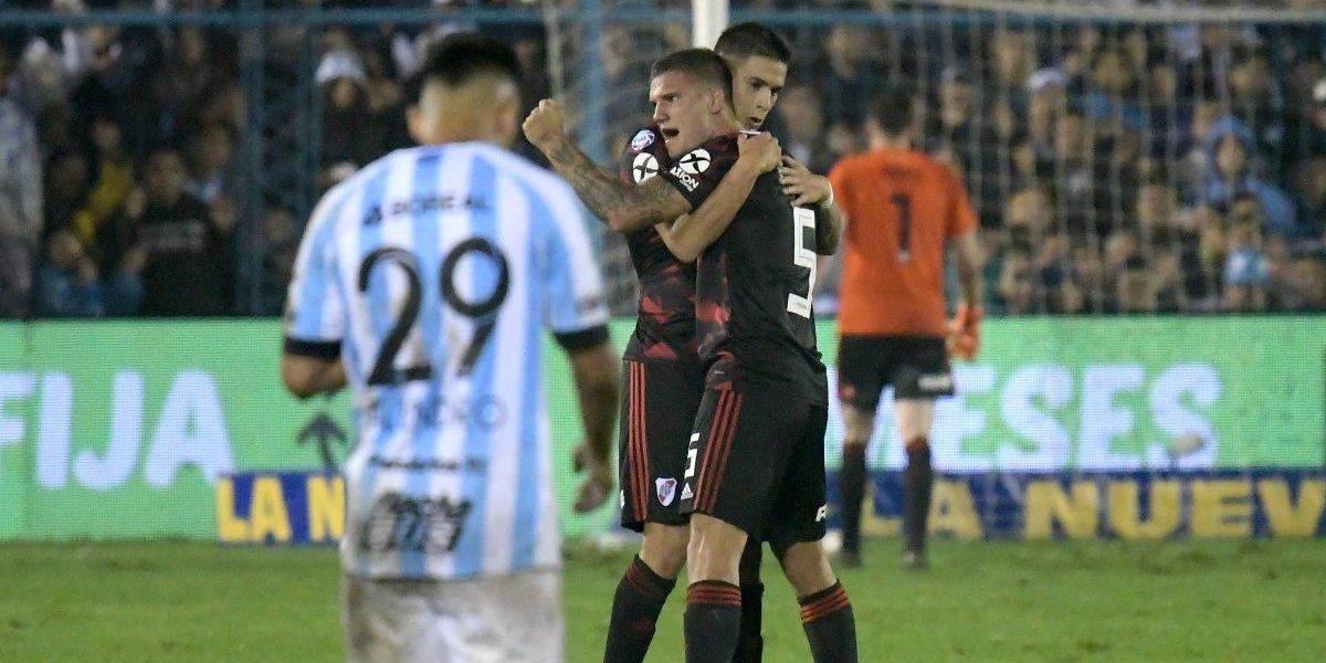 River gana duelo clave y amenaza a Palestino: Así le fue a los rivales de los chilenos en la Libertadores