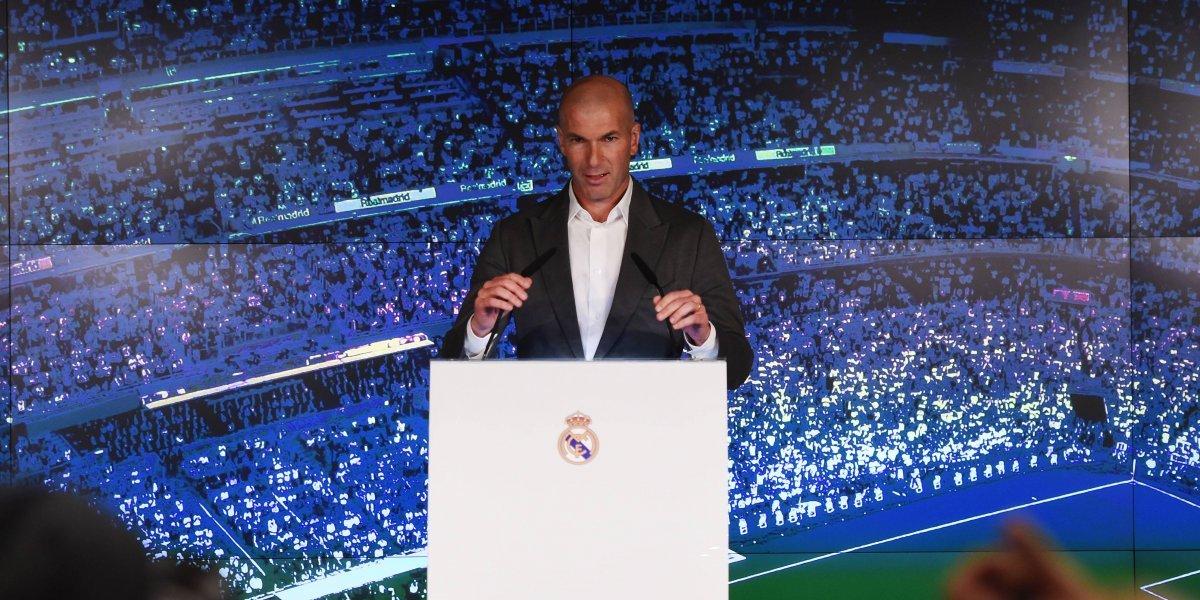 """Zidane y su retorno a Real Madrid: """"Vuelvo porque el presidente me llamó, y lo quiero a él y al club"""""""
