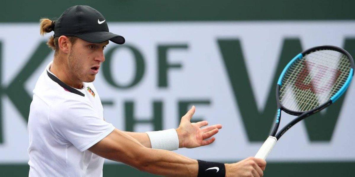 Nicolás Jarry tendrá un accesible rival en la qualy del ATP 500 de Barcelona