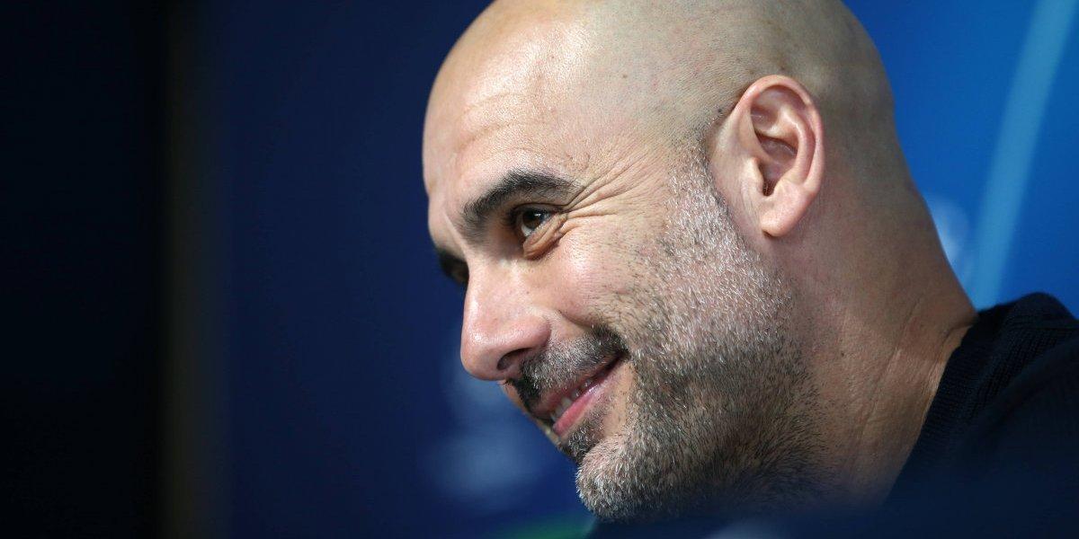 Sonrisa Pep: Los tres equipos que ha dirigido Guardiola aspiran a ganarlo todo en Europa