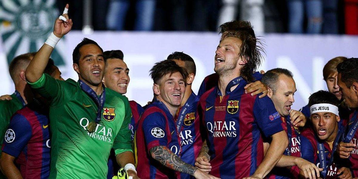 Luis Enrique reveló por qué Bravo era titular en Barcelona por sobre Ter Stegen