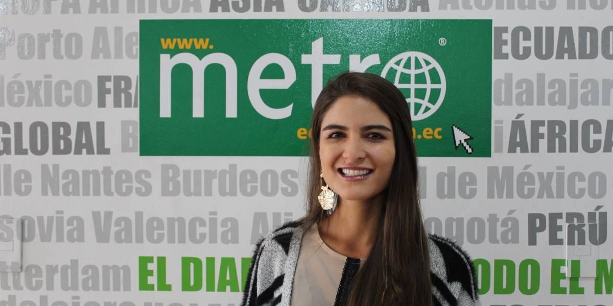 Giovanna Ubidia: Turismo deportivo para fomentar el empleo