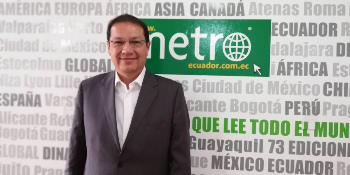 Santiago Guarderas: Un concejal de territorio y no de escritorio