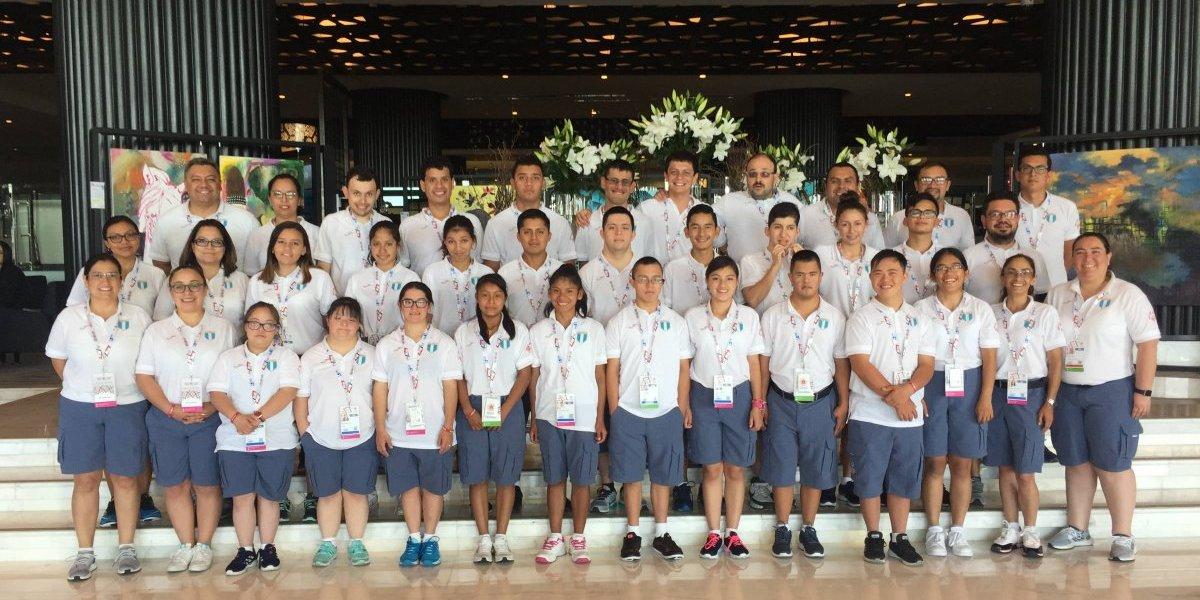 #GuateenAbuDhabi: Termina la espera e inicia la competencia para los guatemaltecos