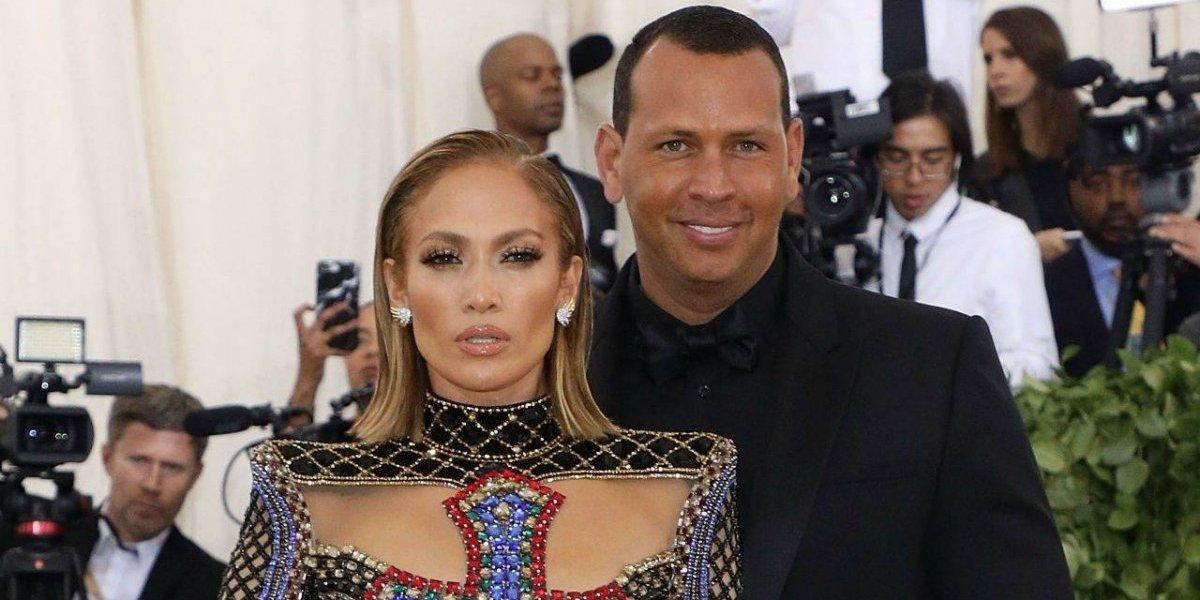 ¡Escándalo! Acusan a Alex Rodríguez de haberle sido infiel a Jennifer López con una supermodelo