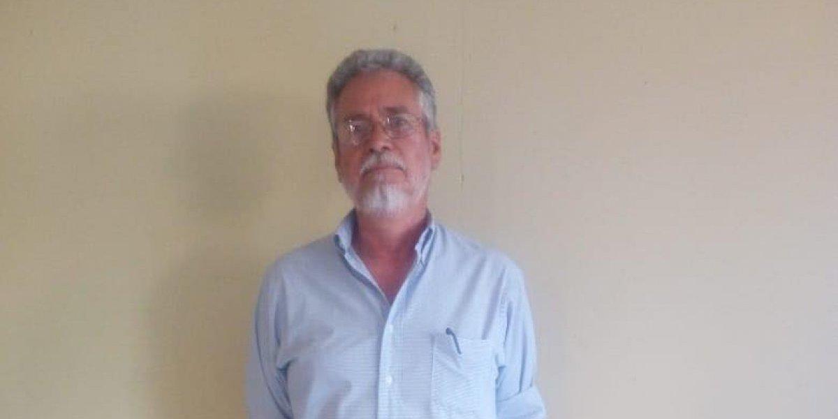Aspirante a la alcaldía de La Antigua por Movimiento Semilla es detenido
