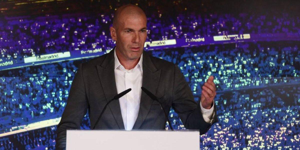 Las frases más destacadas de Zidane en su regreso al Real Madrid