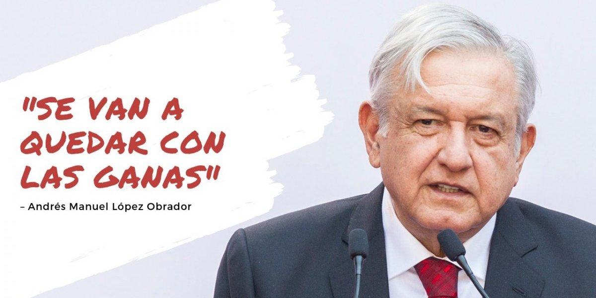"""""""Antes muerto que traidor"""": AMLO en mensaje por sus 100 días de gobierno"""