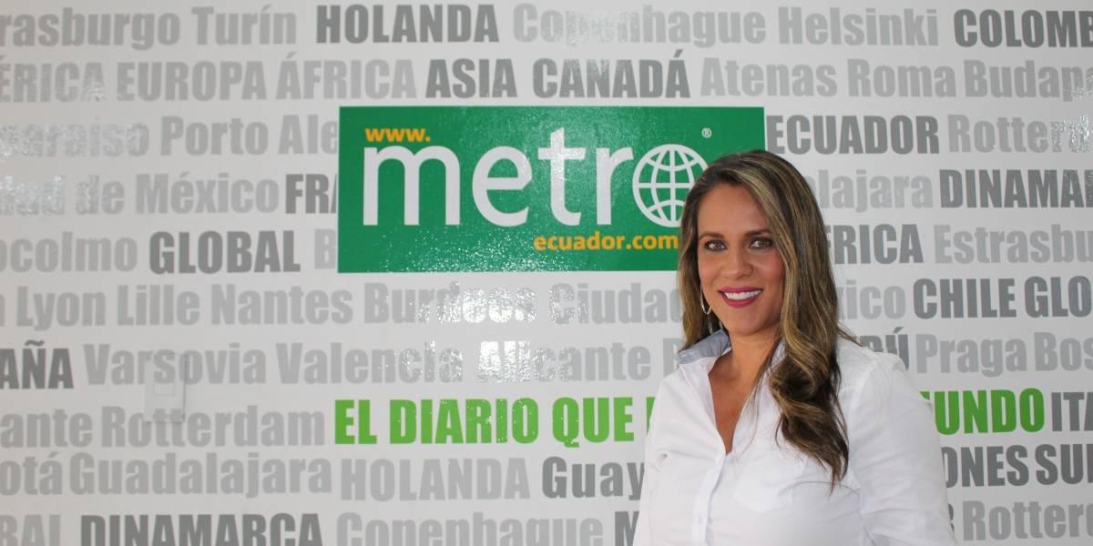 """María Mercedes Castro: """"Una ciudadanía sana, es una ciudadanía feliz"""""""