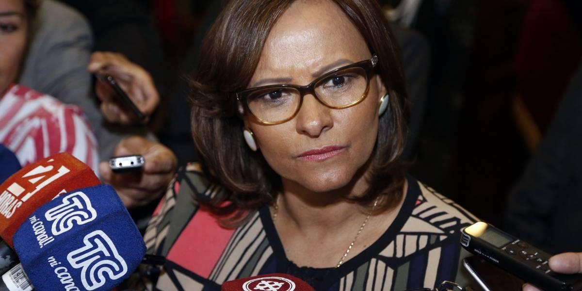 Elizabeth Cabezas tras audio filtrado pide análisis de inteligencia policial en la Asamblea Nacional