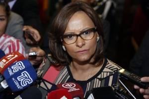 Presidenta de la Asamblea, Elizabeth Cabezas
