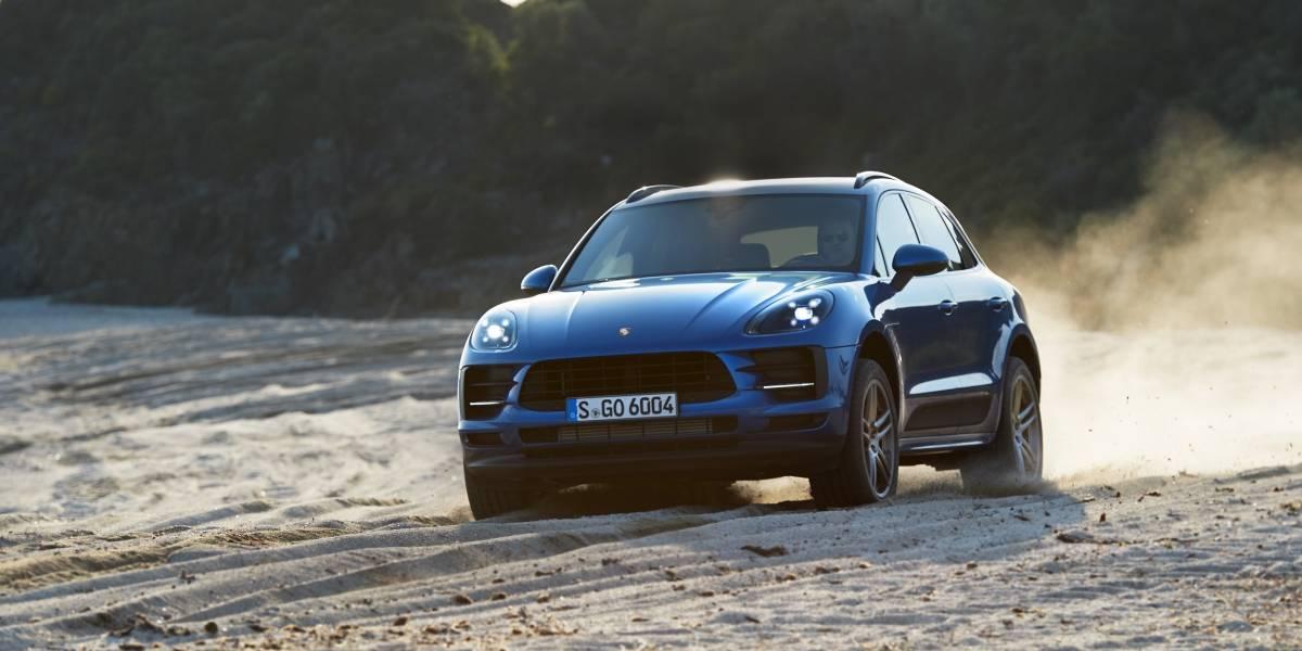 Calienta motores: Porsche inicia preventa del Macan