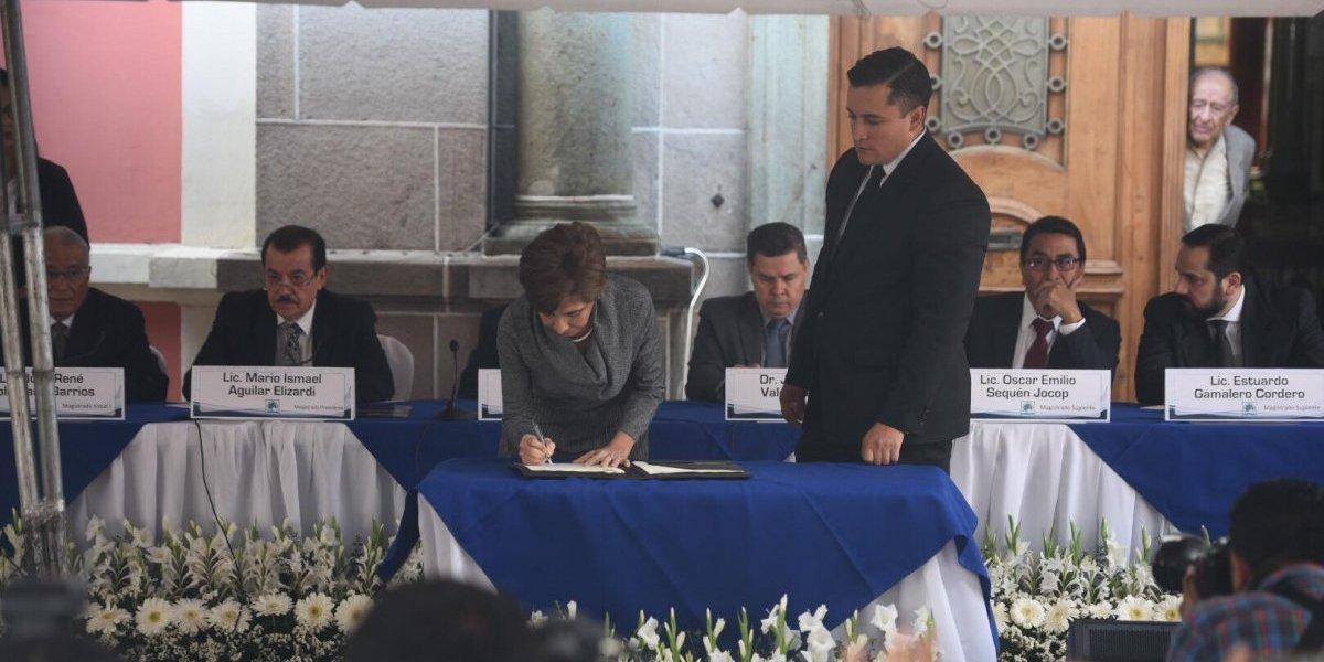 Nueve partidos políticos no firman pacto de no agresión en las Elecciones Generales
