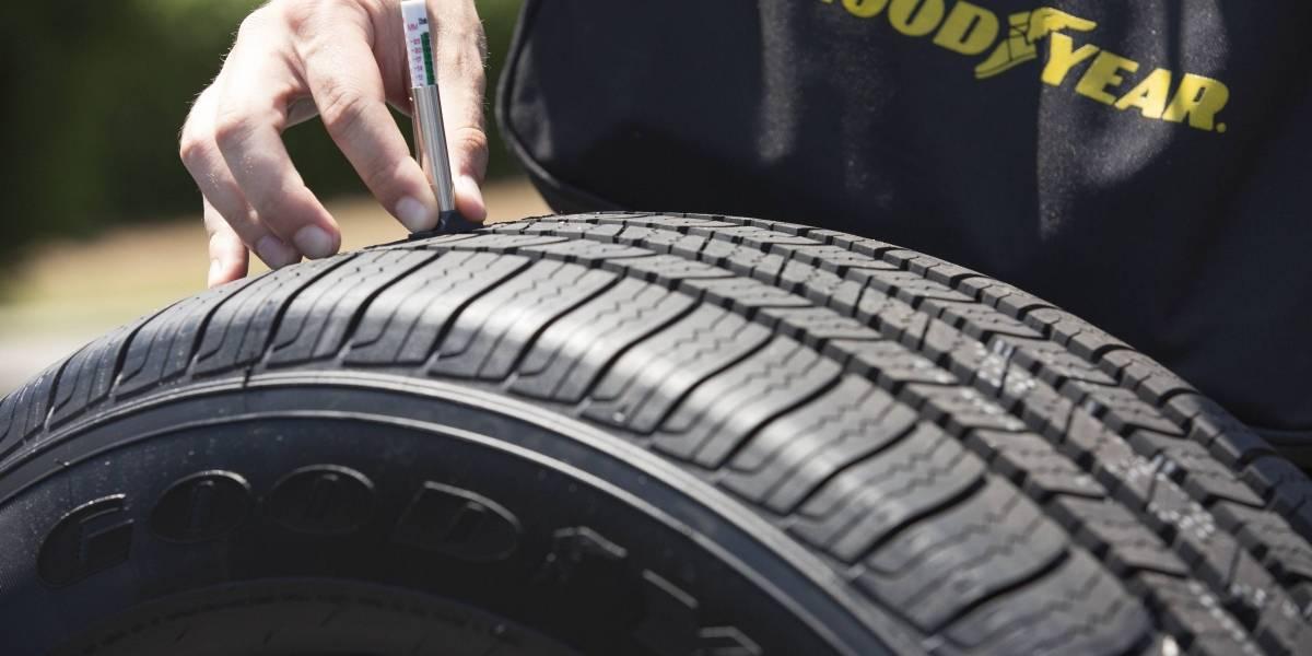 Se viene la revisión técnica y Goodyear ayuda a no tener problemas con los neumáticos