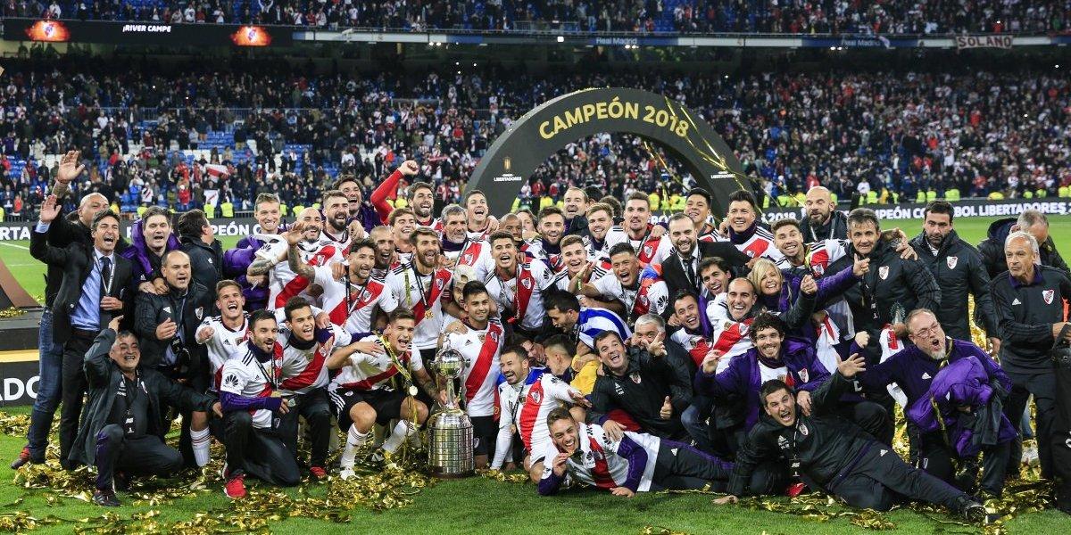 River Plate número 1: Palestino enfrentará al mejor club del mundo en la Copa Libertadores