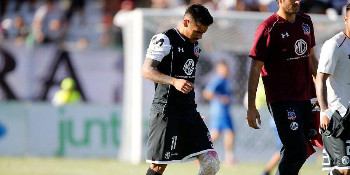 Mario Salas recupera a dos jugadores para el crucial partido de Colo Colo ante Audax Italiano
