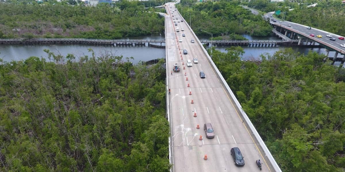Anuncian trabajos de rehabilitación en puente sobre el Caño Martín Peña