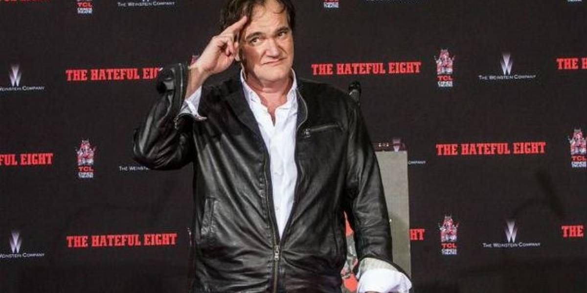 Quentin Tarantino no vendrá a Colombia: Todo se trató de una broma
