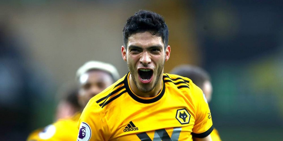 Futbolistas de los Wolves eligen a Raúl Jiménez como jugador de la temporada