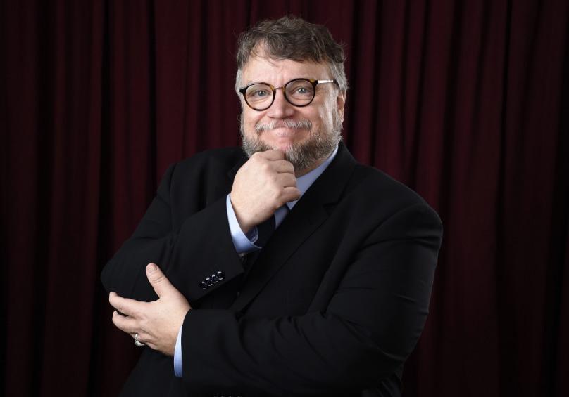 Guillermo del Toro CIA
